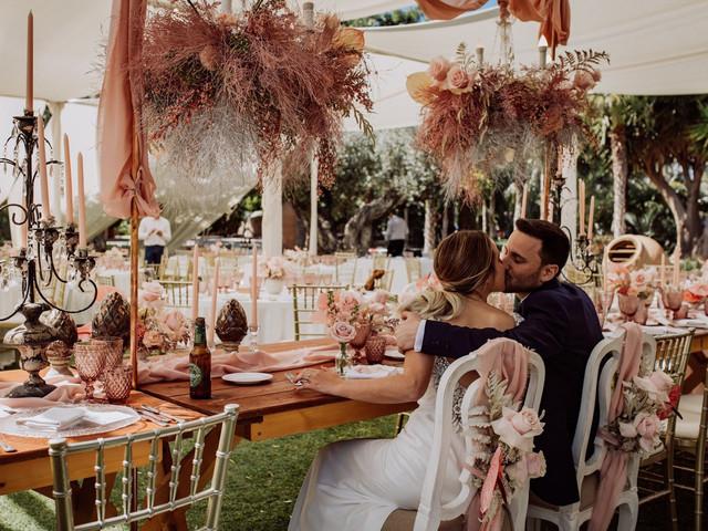 Vuestra boda… ¡de color de rosa!