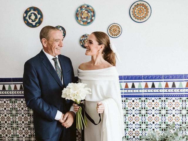 ¿Cuál es el rol del padre de la novia el día de la boda (y durante todos los preparativos)?