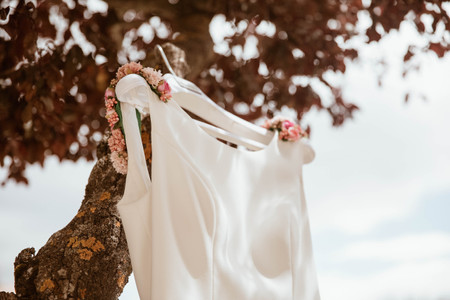 Dime cómo eres, ¡y te diré qué vestido de novia debes llevar!
