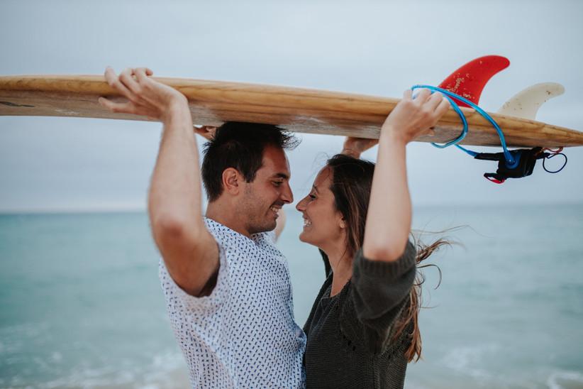 Sostener la mirada en pareja durante cuatro minutos es un ejercicio sencillo y muy bueno para parejas antes y después de la boda