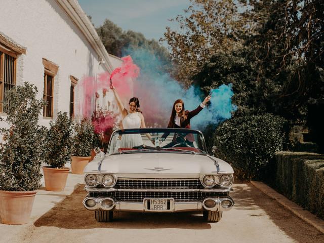 ¡Atención parejas! ¿Queréis saber cuáles son los colores en tendencia en las bodas de este año?