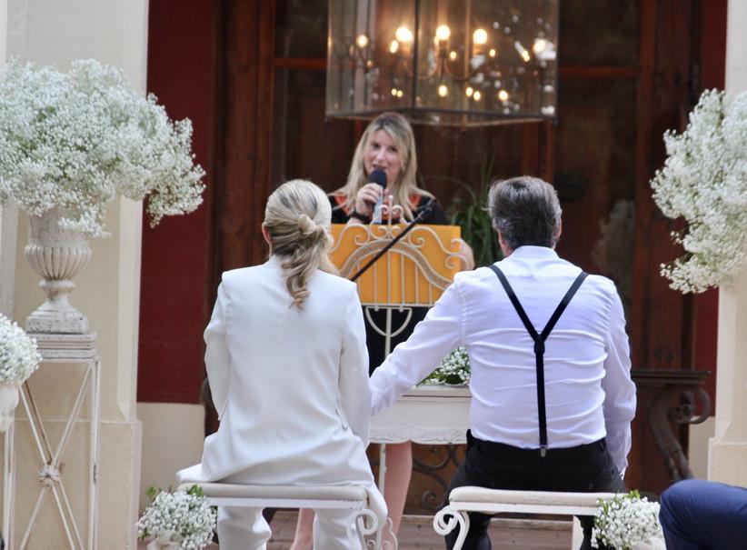 Ivana Villar - Maestra de Ceremonias