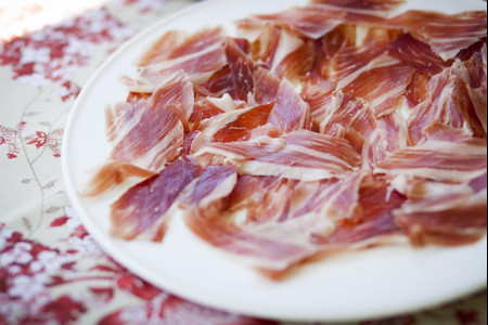 Ideas para el aperitivo de boda: jamón