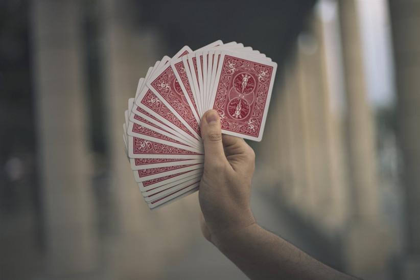 Jota de Picas - Mago e Ilusionista