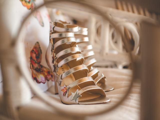 Zapatos de novia originales: 35 modelos únicos