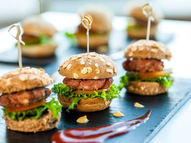 ¿Fast food para bodas? ¡Sí!