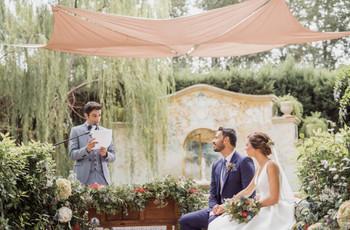 Guion boda civil: disfrutad de una ceremonia 100% personalizada