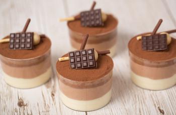 40 irresistibles maneras de incluir el chocolate en vuestra boda