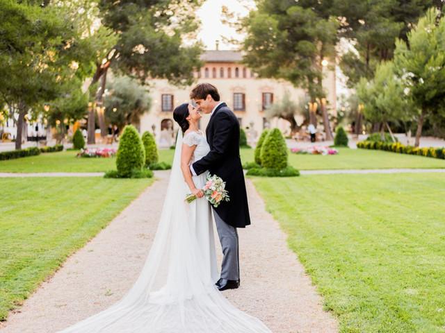 Datos reales: ¿cuánto cuesta una boda en España de media?