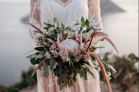 80 ramos de novia originales... ¡en todos los estilos!