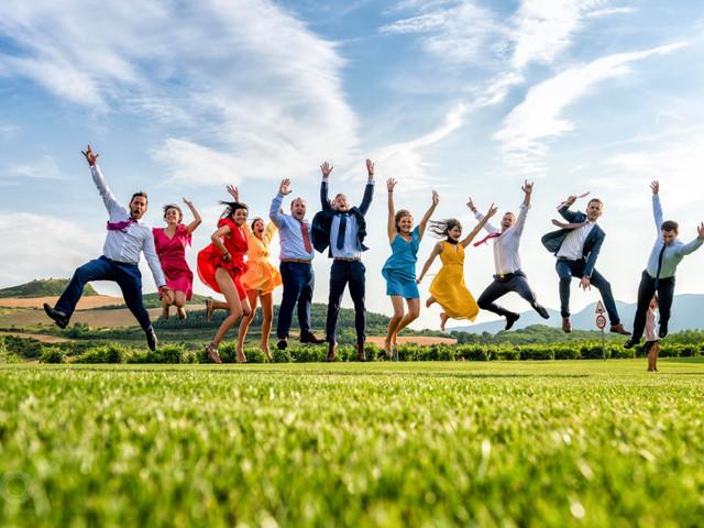 10 formas de divertir a los invitados en vuestra boda con Wedshoots, la aplicación de Bodas.net