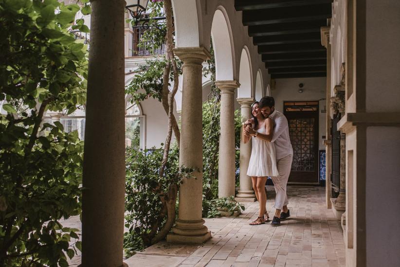 La pedida de mano más romántica del mundo antes de la boda