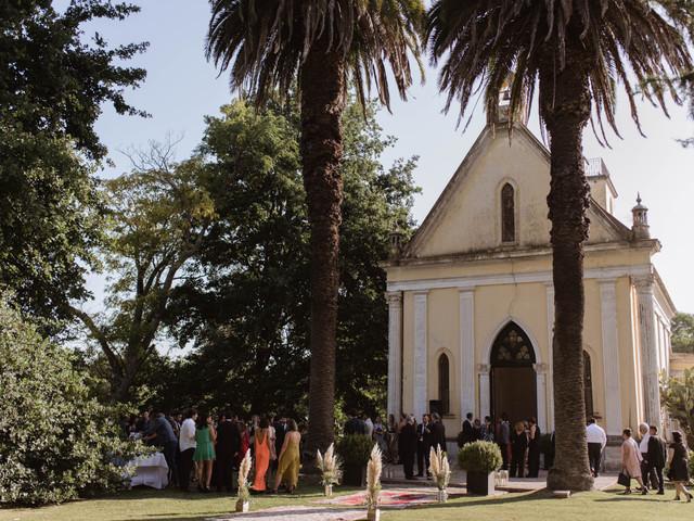 Una boda en una iglesia o en una capilla, ¿qué opción elegís?