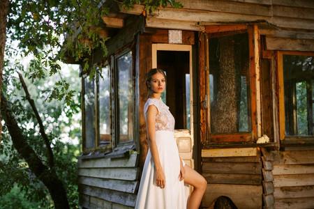 Estos son los vestidos con los que sueña toda novia 'eco-friendly'