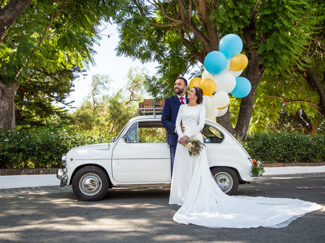 Os habíais planteado... ¿incluir un 600 en vuestra boda?