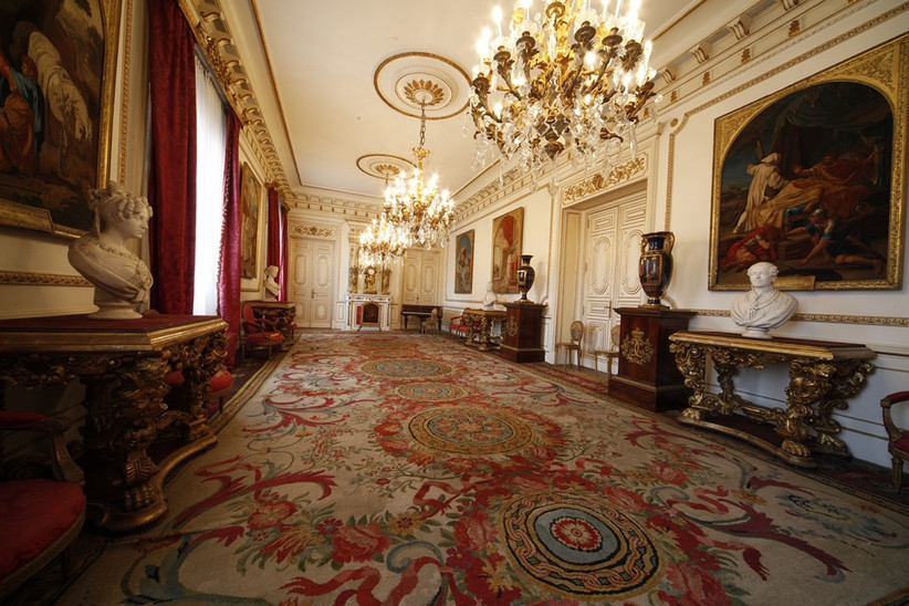 salón palacio de bodas