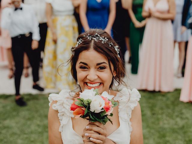 Manual de instrucciones definitivo para lanzar el ramo de novia