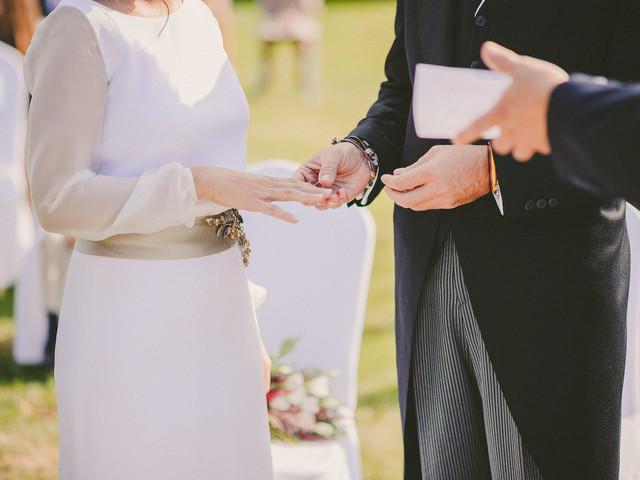 Cómo organizar vuestra boda exprés... ¡en menos de tres meses!