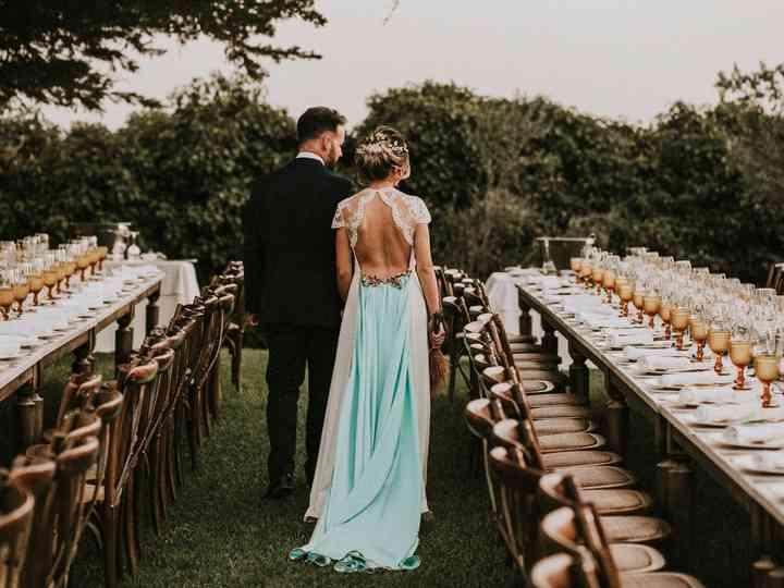 Tips para decorar las mesas de boda rectangulares