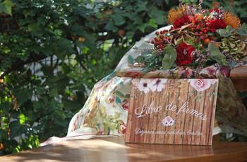 10 ideas para una mesa de firmas especial