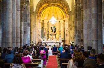 Textos para la primera lectura de una boda religiosa