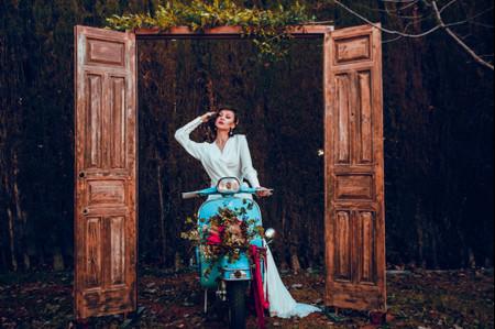 Vespa para bodas: 10 maravillosas maneras de incluirla el gran día