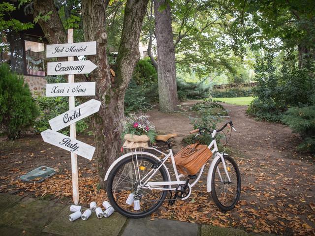 'Tips' para una boda 'eco-friendly' con ahorro de agua
