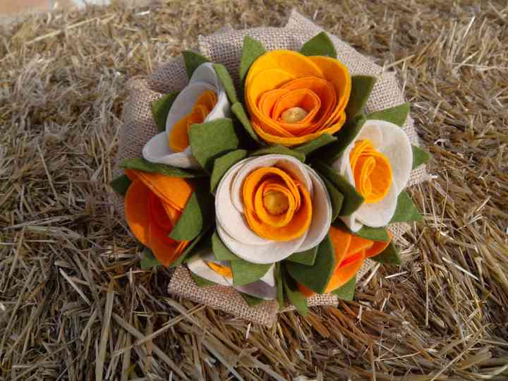 Tela y Flor