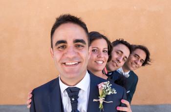 13 (excelentes) maneras de involucrar a vuestros hermanos el día de la boda