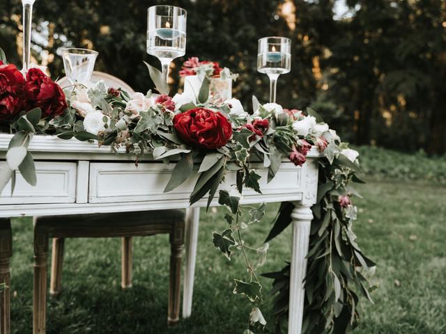 Decorad la boda con muebles antiguos: ¡12 ideas infalibles!