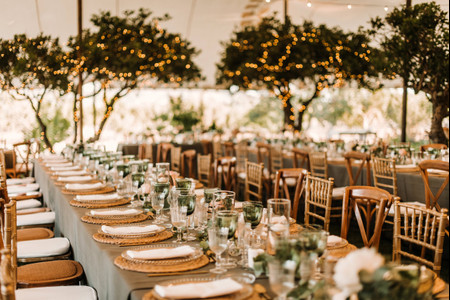 Los mejores tips para elegir el lugar del banquete de bodas