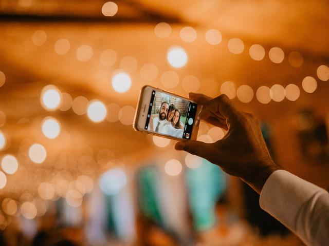 Estos son los 8 mejores consejos para compartir vuestra boda en redes sociales
