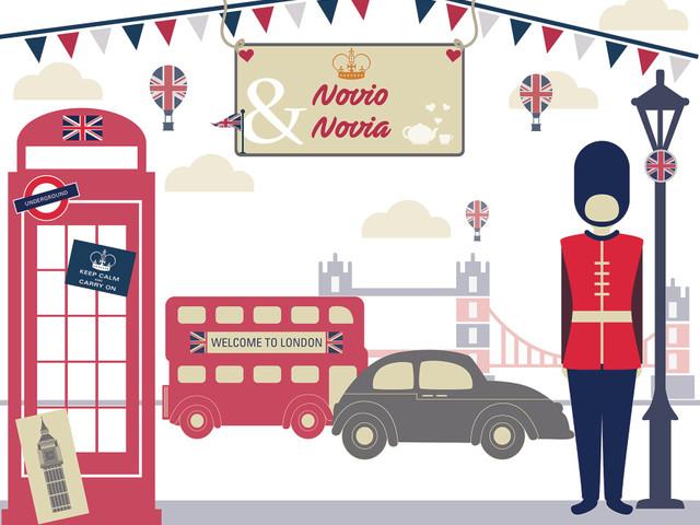 10 ideas para una boda temática a la inglesa