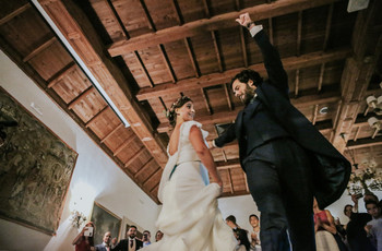 7 técnicas para preparar vuestro baile nupcial