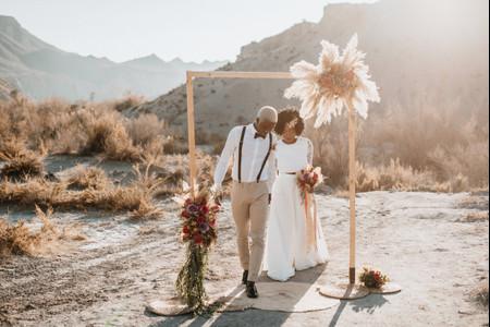'Elopement wedding' o cómo casarse en secreto