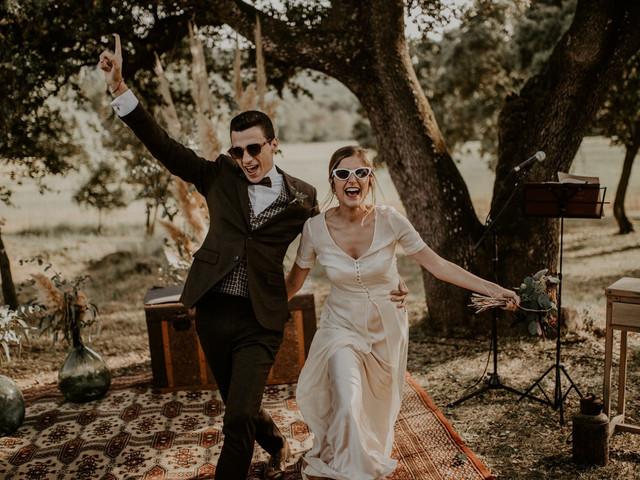 Fotografías de parejas en movimiento