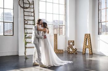 La guía definitiva para una boda minimalista: elementos indispensables y sencillos