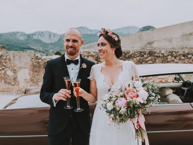 ¿Cómo calcular la bebida para la boda?