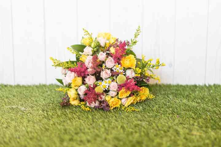 Bodas y flores