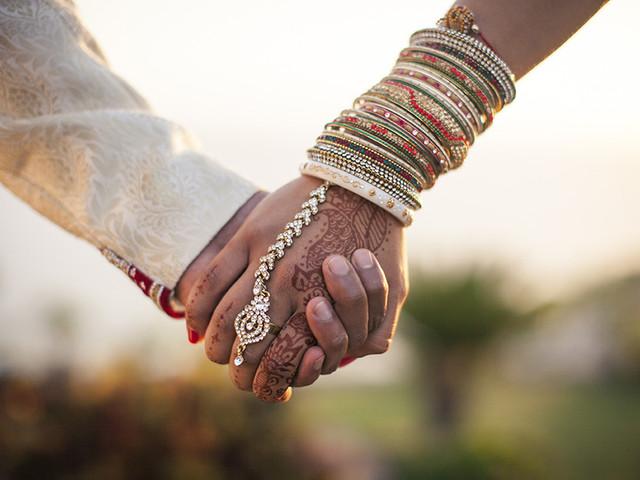 'Mehndi', ritual ceremonial oriental