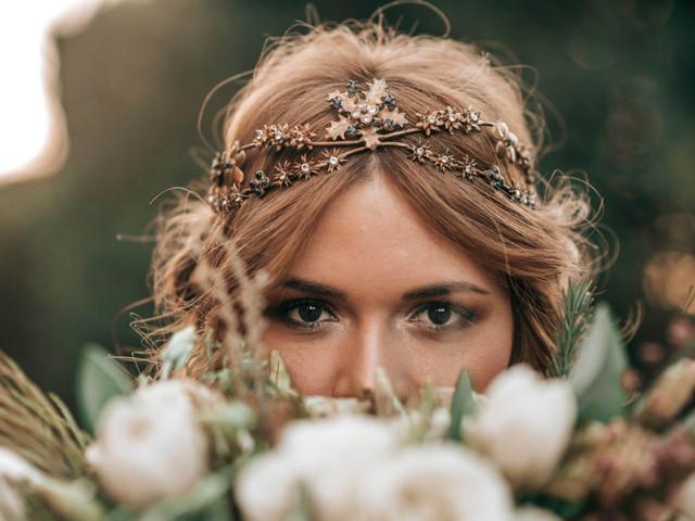 ¿Bolsas y ojeras? ¡Que no arruinen tu maquillaje de novia!