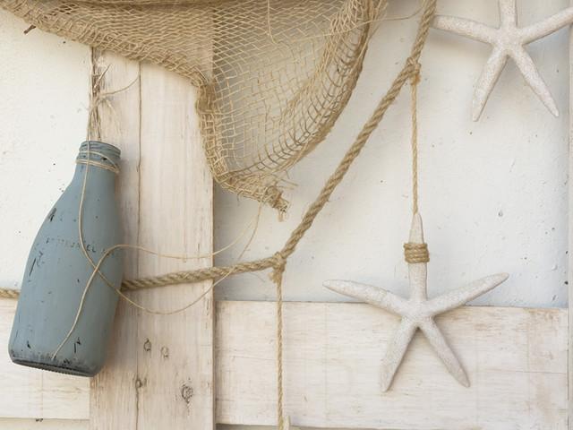 ¿Habéis pensado en decorar la boda con estrellas de mar?