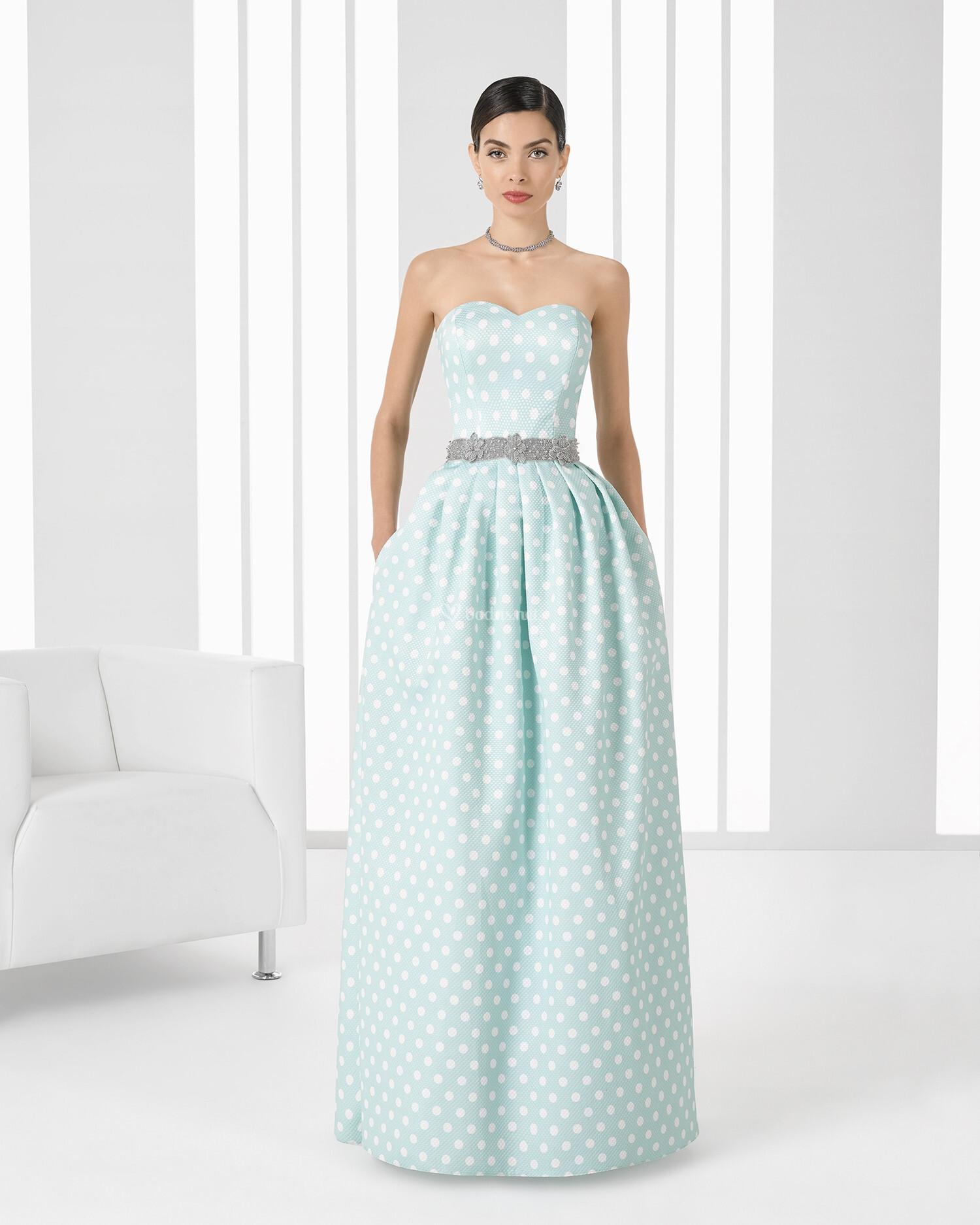 5e53952000 vestidos rosa clara largos