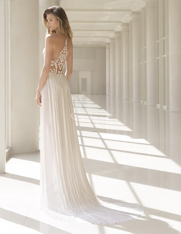 segundo vestido novia laura escanes – vestidos de coctel