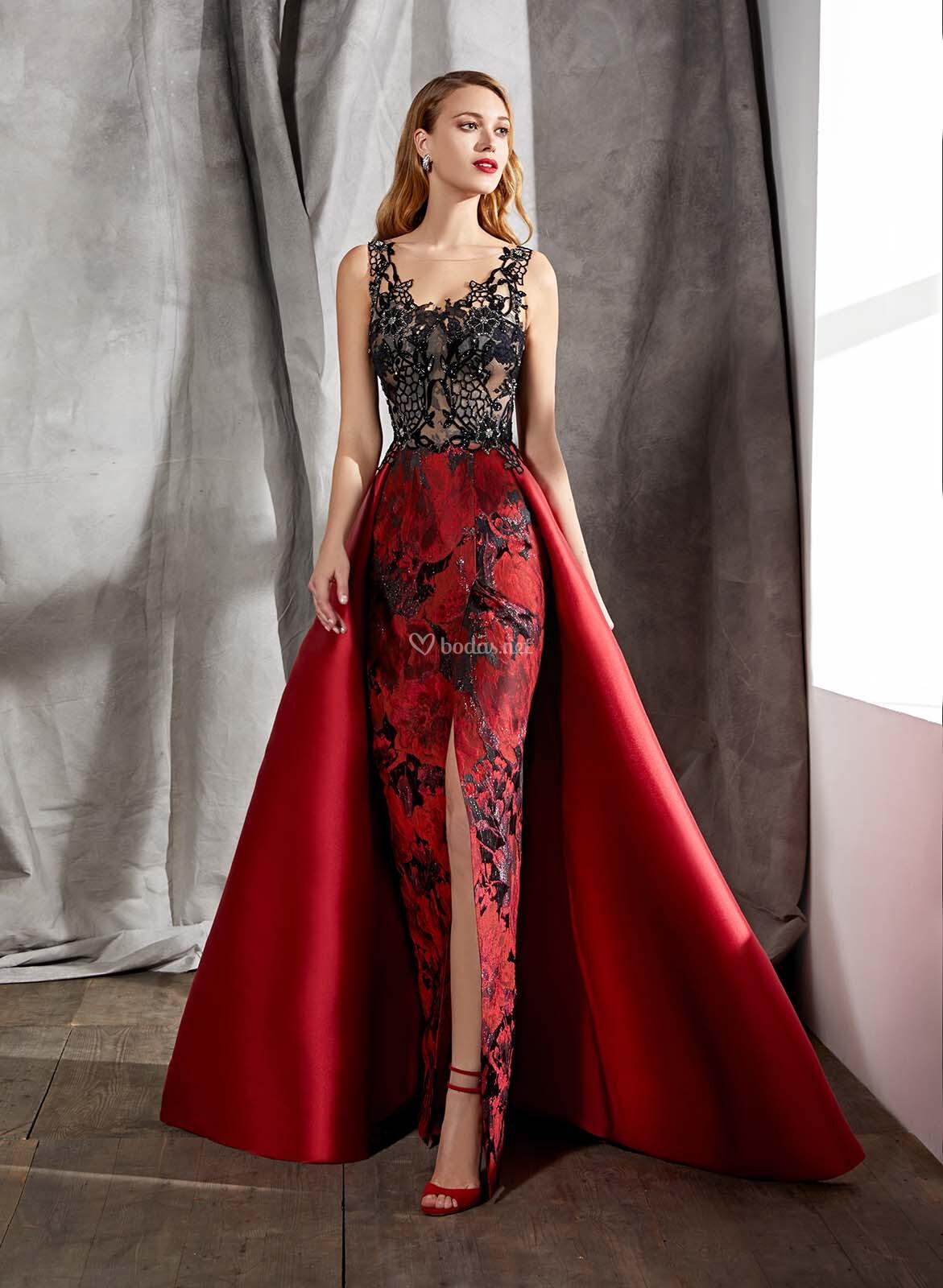 Precios vestidos fiesta valerio luna