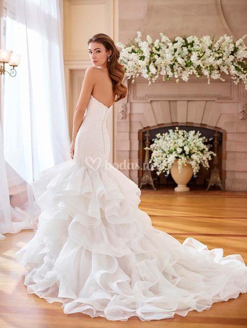 217227, Mon Cheri Bridals