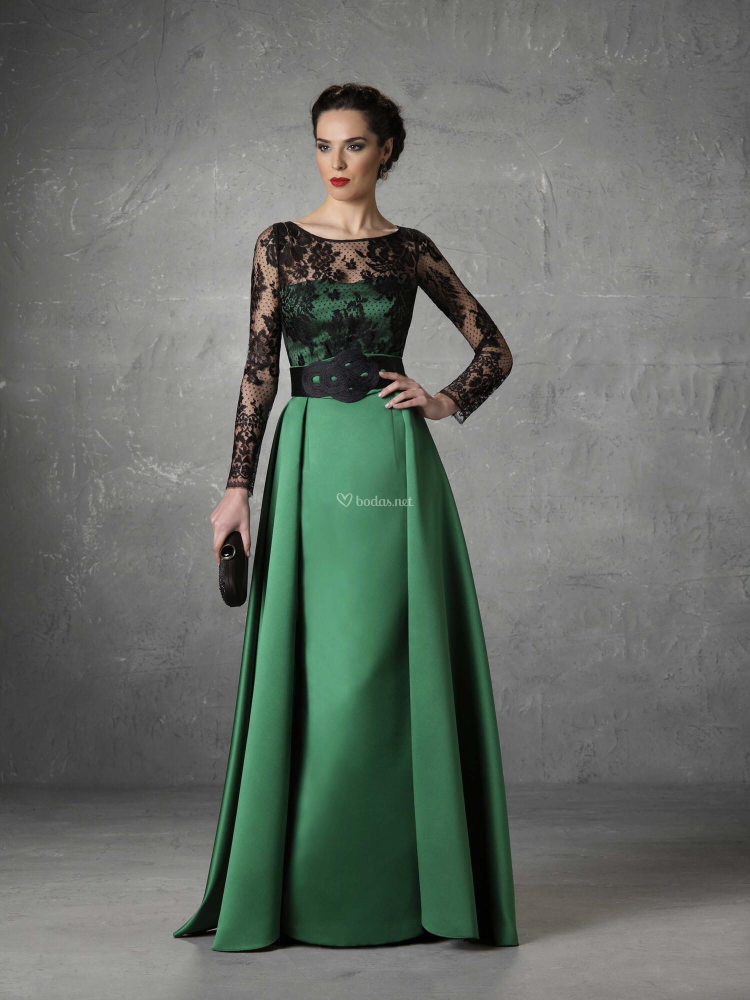 550cfdc2 Vestido de Madrina de Esthefan - Jugoso