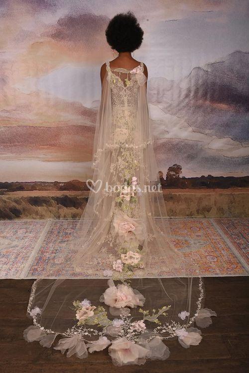 gypsy rose, Claire Pettibone