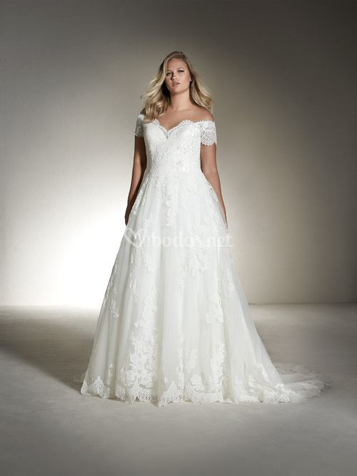 fabiana plus, White One