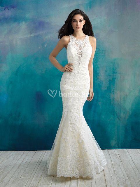 9504, Allure Bridals